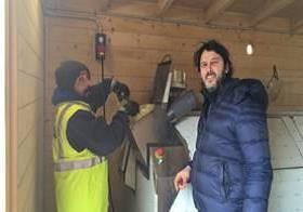 Caso de éxito del compostador Big Hanna