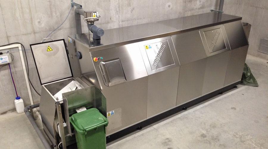 compostadora industrial