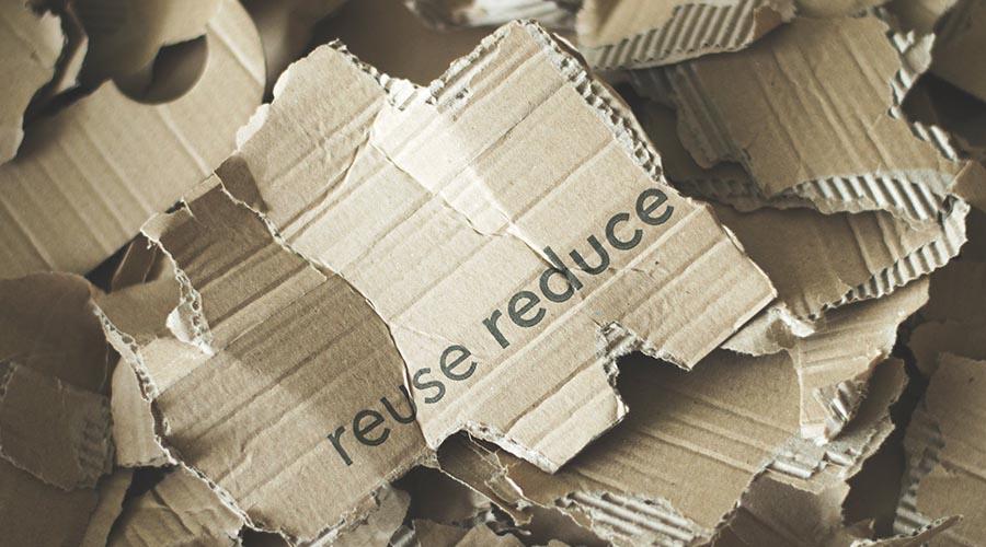 segregación de residuos
